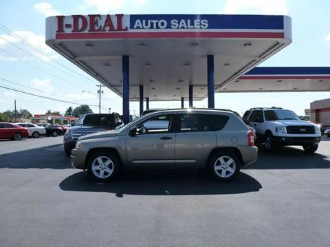 Jeep compass for sale tennessee for Ideal motors maryville tn