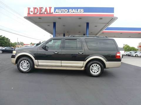 Ford expedition el for sale tennessee for Ideal motors maryville tn