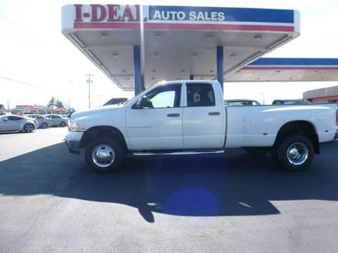2005 Dodge Ram Pickup 3500 for sale in Maryville, TN