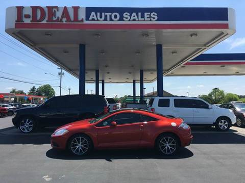 2012 mitsubishi eclipse for sale for Ideal motors maryville tn