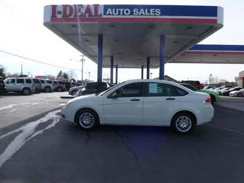 Ford focus for sale maryville tn for Ideal motors maryville tn
