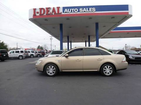 Ford taurus for sale maryville tn for Ideal motors maryville tn
