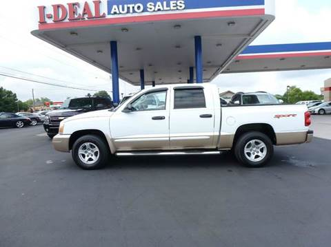 Used dodge trucks for sale maryville tn for Ideal motors maryville tn