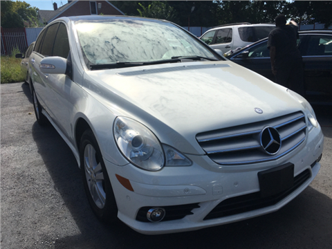 Used mercedes benz r class for sale michigan for Used mercedes benz r class for sale