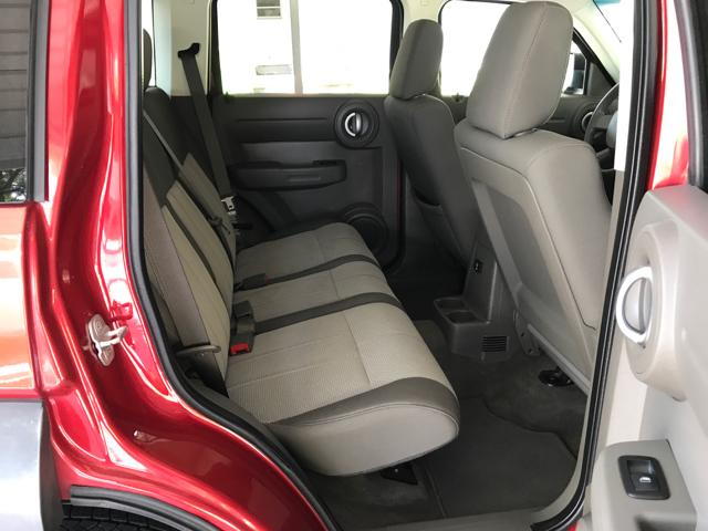 2007 Dodge Nitro SXT 4dr SUV - Scotland Neck NC