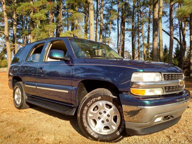 2005 Chevrolet Tahoe