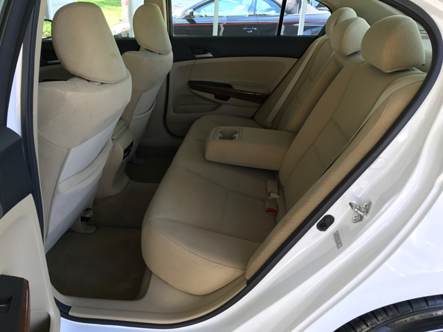 2012 Honda Accord EX 4dr Sedan 5A - Scotland Neck NC