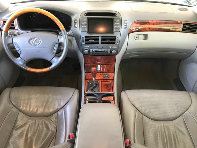 2003 Lexus LS 430 4dr Sedan - Scotland Neck NC