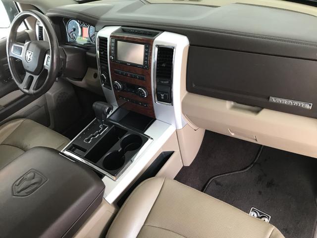 2009 Dodge Ram Pickup 1500 4x4 Laramie 4dr Crew Cab 5.5 ft. SB - Scotland Neck NC