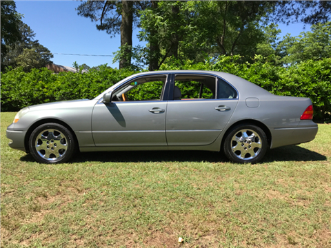 2003 Lexus LS 430