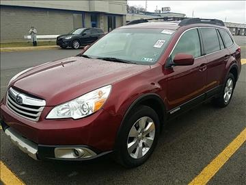 2011 Subaru Outback for sale in New Castle, PA