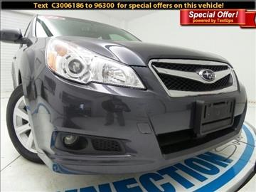 2012 Subaru Legacy for sale in New Castle, PA
