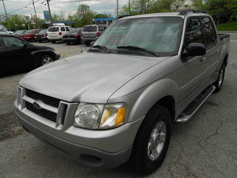 2002 Ford Explorer Sport Trac for sale in Maple Heights, OH