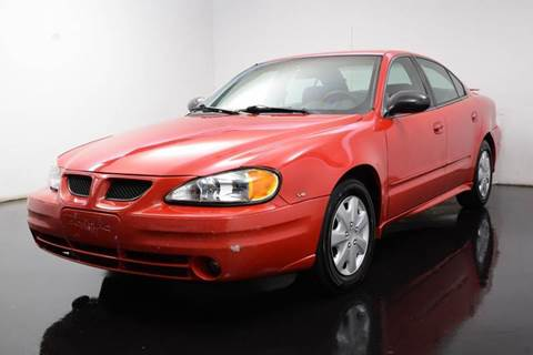 2004 Pontiac Grand Am for sale in Maple Heights, OH