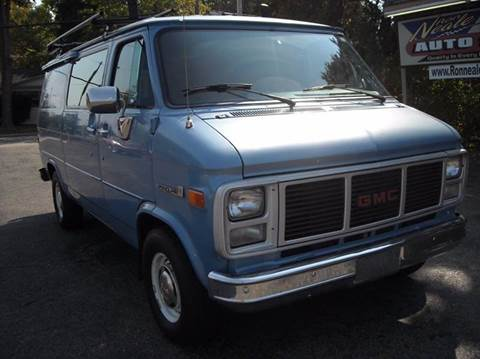 1989 GMC Vandura for sale in Three Rivers, MI