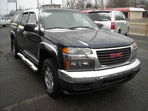 2007 GMC Canyon for sale in Three Rivers, MI