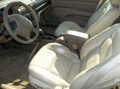 2001 Chrysler Sebring LX 2dr Convertible - Elyria OH