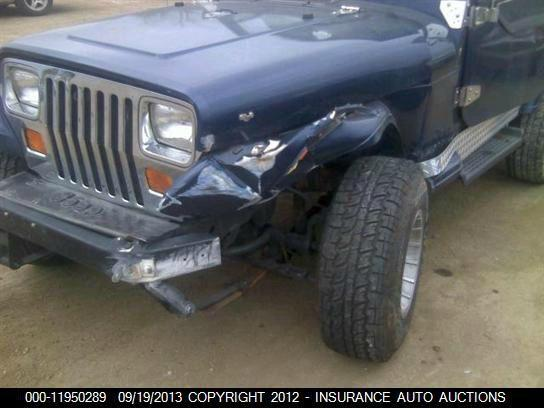 1995 Jeep Wrangler 2dr S 4WD SUV - Elyria OH