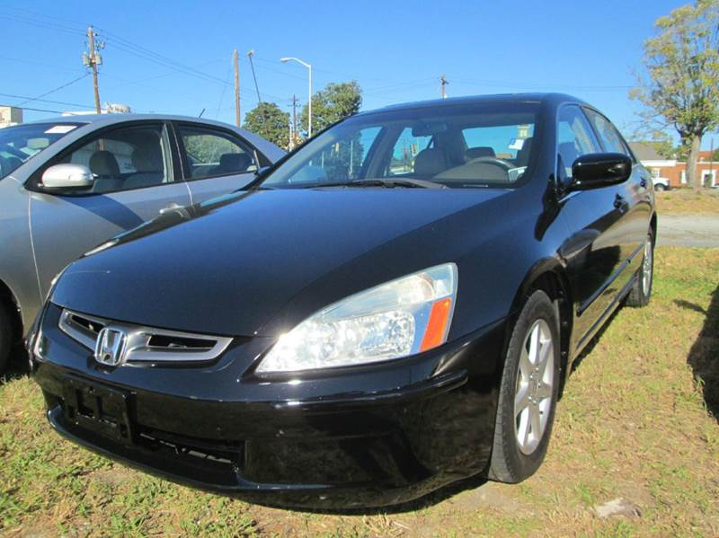 2004 honda accord ex v 6 4dr sedan w navi in macon ga for Honda macon ga