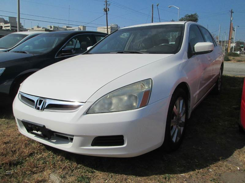 2007 honda accord ex l v 6 4dr sedan 3l v6 5a in macon for Honda macon ga