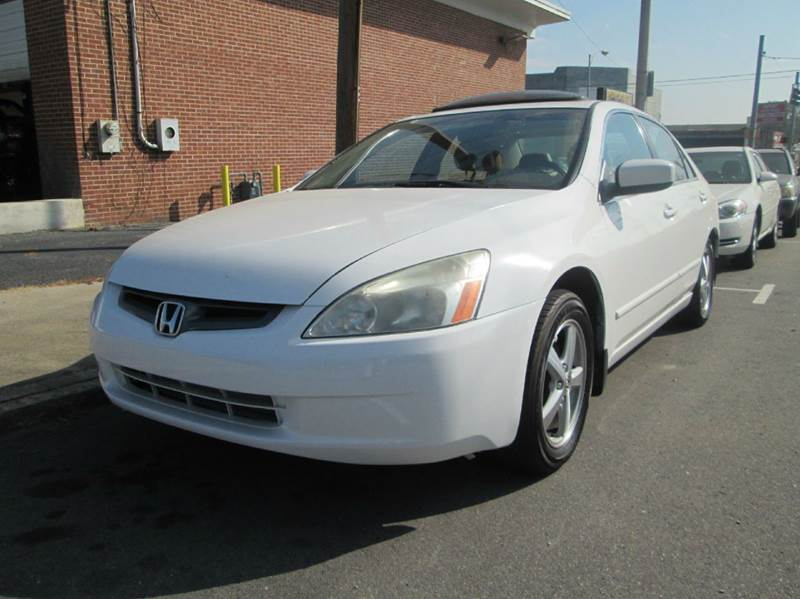 2005 honda accord ex 4dr sedan w leather in macon ga for Honda macon ga