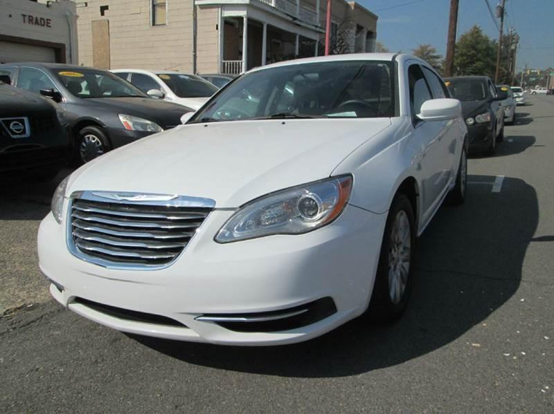 2011 chrysler 200 lx 4dr sedan in macon ga downtown motors On downtown motors macon ga