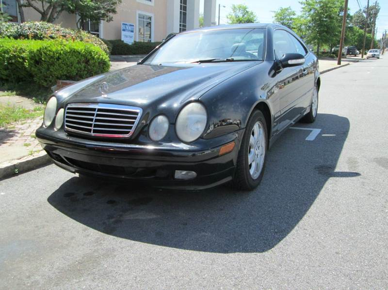 2002 mercedes benz clk clk320 2dr coupe in macon ga for Mercedes benz macon