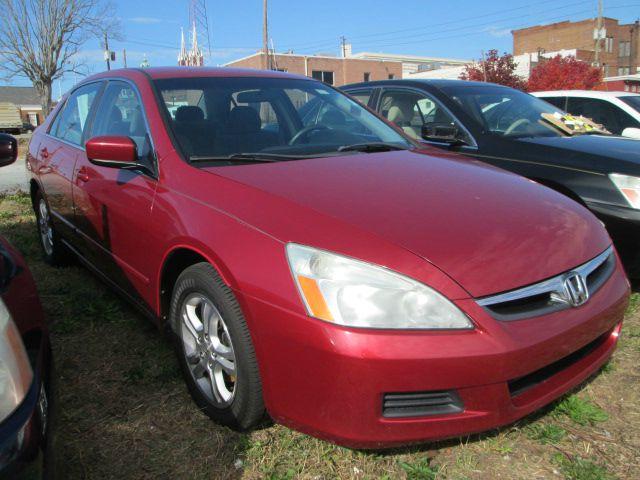 2007 Honda Accord for sale in Macon GA