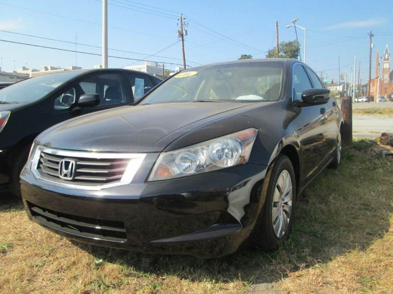 2010 honda accord lx 4dr sedan 5a in macon ga downtown for Honda macon ga