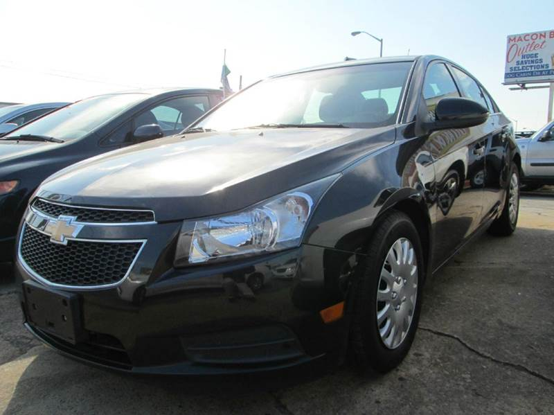 2011 chevrolet cruze lt 4dr sedan w 1lt in macon ga