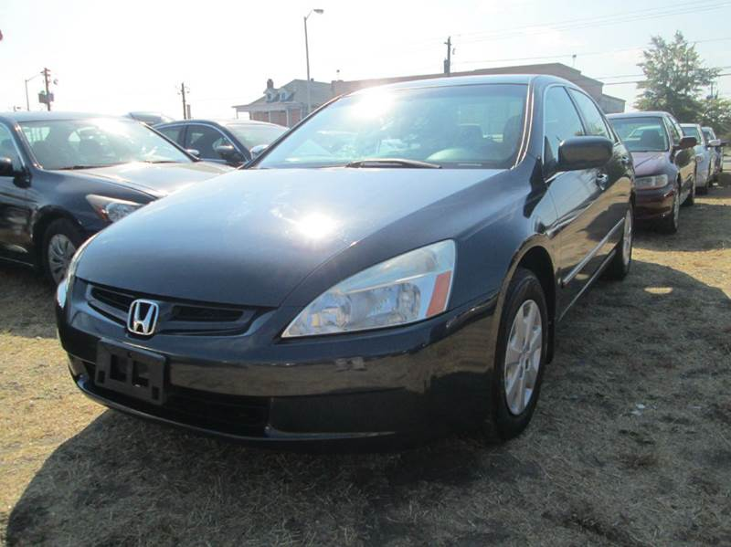 2004 honda accord lx 4dr sedan in macon ga downtown motors for Honda macon ga