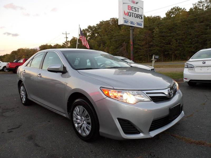 Best Motors Inc Used Cars Fredericksburg Va Dealer