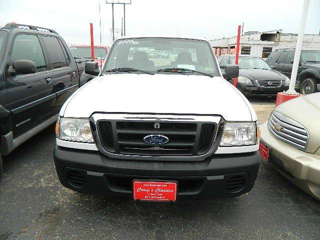 2008 Ford Ranger 4x2 XL 2dr Regular Cab SB - Fort Worth TX