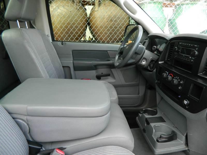 2008 Dodge Ram Pickup 1500 ST 2dr Regular Cab SB - Fort Worth TX
