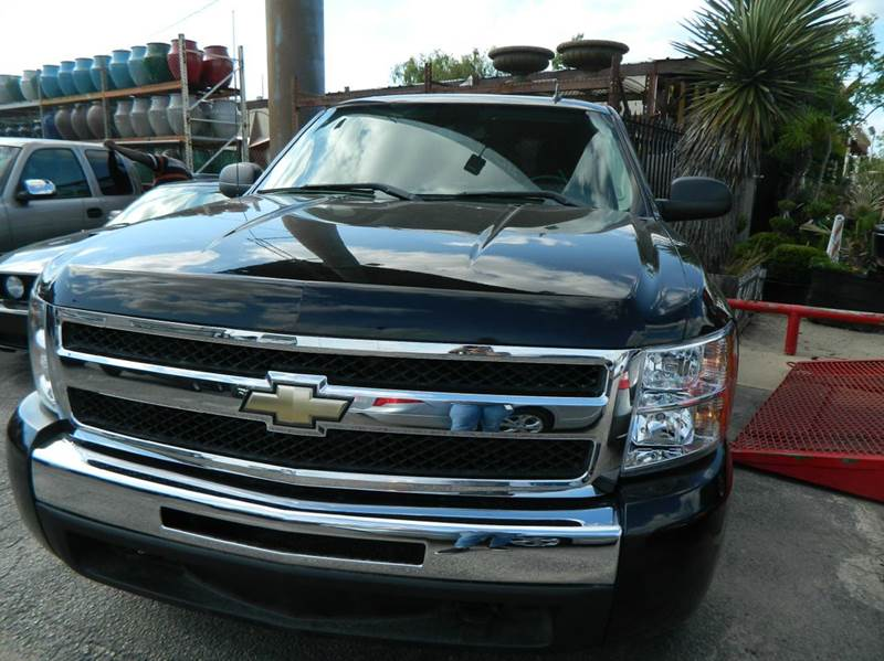 2009 Chevrolet Silverado 1500 4x2 LT 4dr Crew Cab 5.8 ft. SB - Fort Worth TX