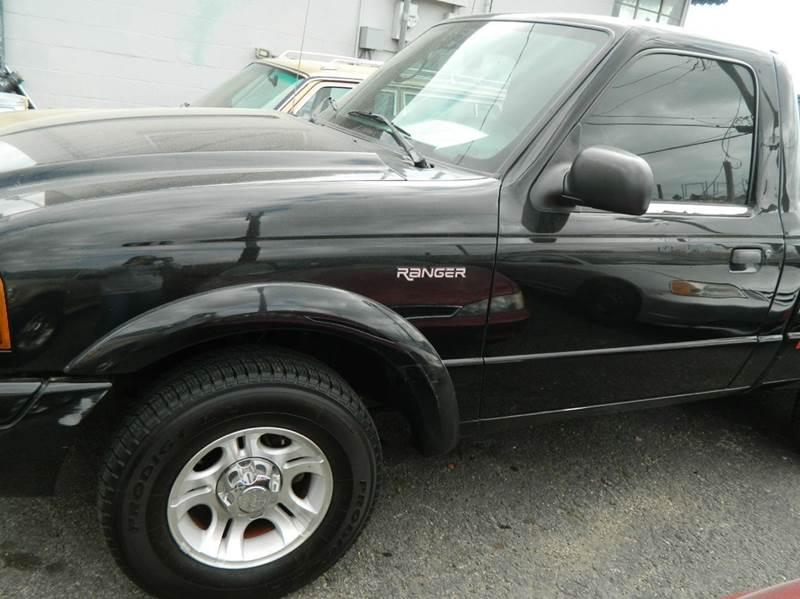 2003 Ford Ranger 2dr Standard Cab Edge RWD SB - Fort Worth TX