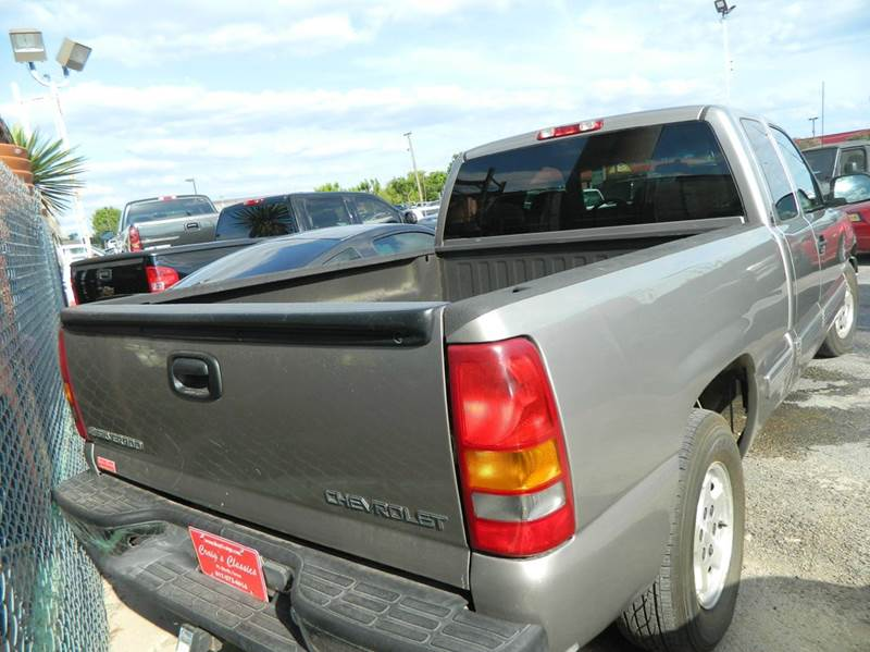 2002 Chevrolet Silverado 1500 4dr Extended Cab LS 2WD LB - Fort Worth TX