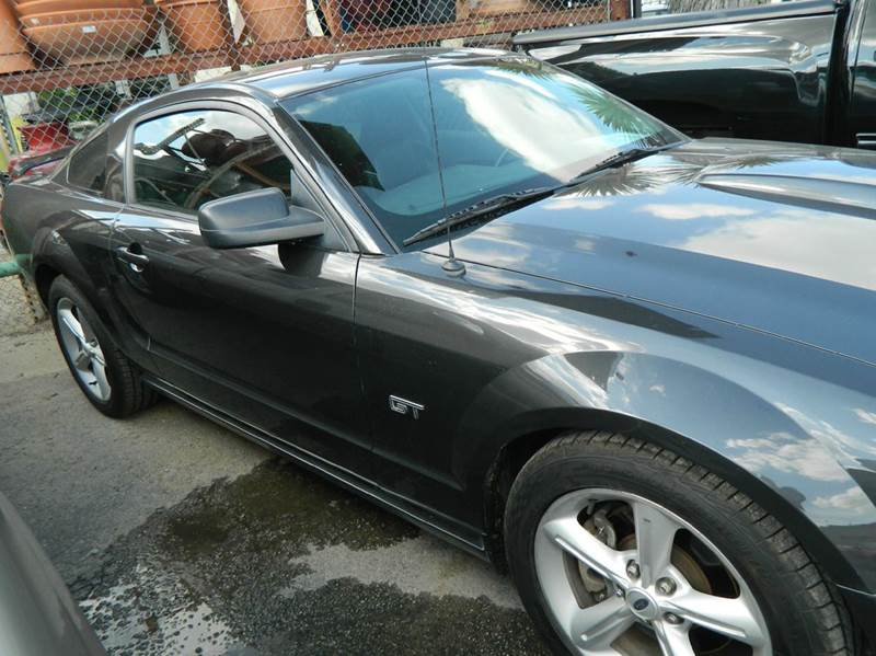 2007 Ford Mustang GT Premium 2dr Coupe - Fort Worth TX