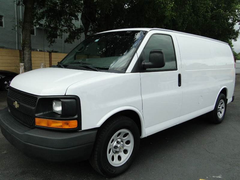 2011 chevrolet express cargo 1500 3dr cargo van in miami. Black Bedroom Furniture Sets. Home Design Ideas