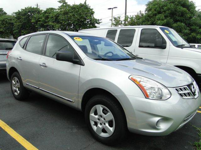 2013 nissan rogue s 2wd 4dr crossover in miami fl auto tempt leasing inc. Black Bedroom Furniture Sets. Home Design Ideas