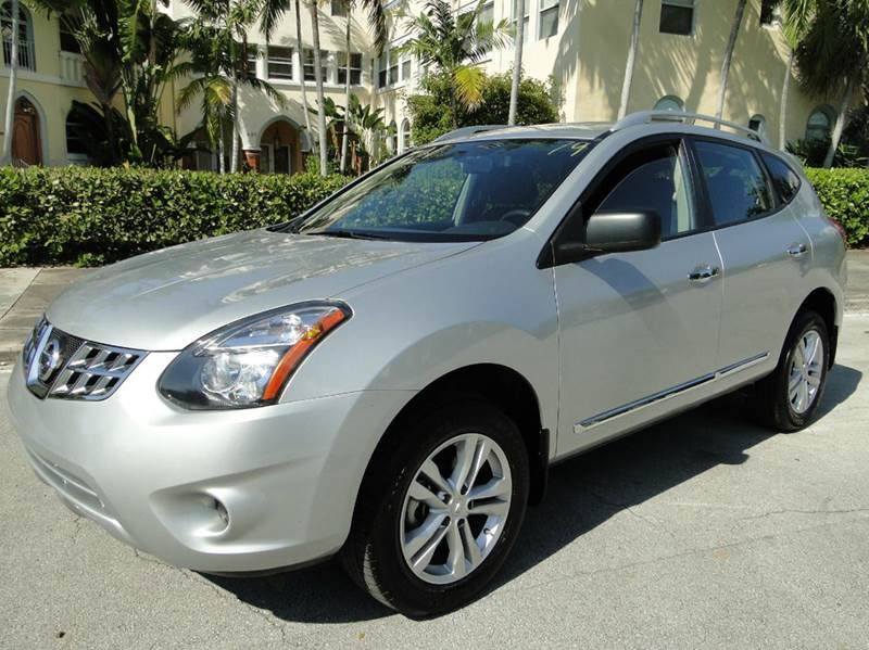 2015 Nissan Rogue Select S 4dr Crossover In Miami Fl