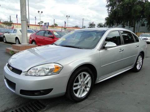 2012 Chevrolet Impala for sale in Miami, FL
