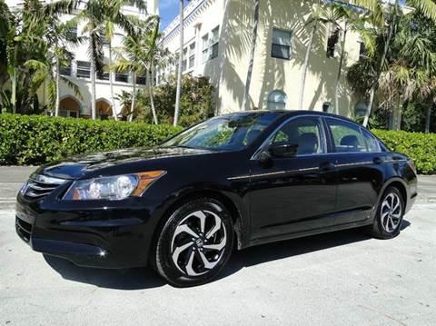 2011 Honda Accord for sale in Miami, FL