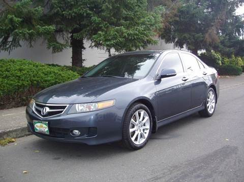 2007 Acura TSX for sale in Salem, OR