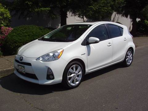 2012 Toyota Prius c for sale in Salem, OR