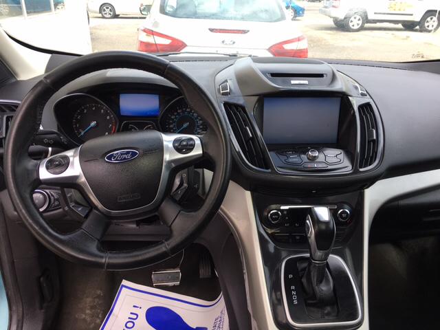2013 Ford Escape SEL 4dr SUV - Warren MI