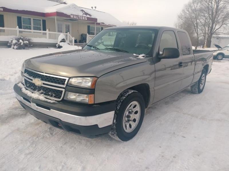 2006 Chevrolet Silverado 1500 for sale in Elkhart, IN