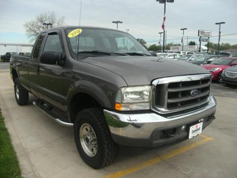 2002 Ford F-250 Super Duty for sale in Elkhart, IN