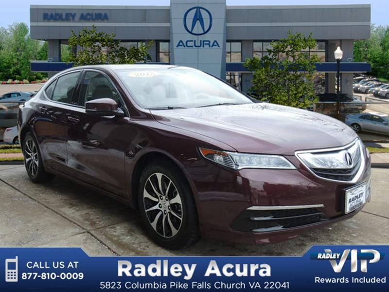 Acura For Sale in Falls Church, VA - Carsforsale.com