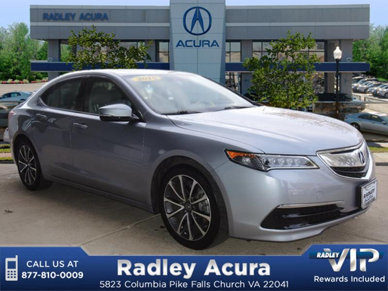 2015 acura tlx for sale. Black Bedroom Furniture Sets. Home Design Ideas